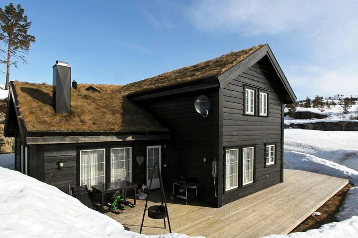 4 etoiles maison de vacances a ÅSERAL