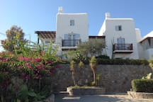 Our Beautiful House in Pleiades, Ornos - Mykonos