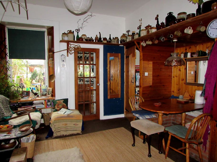 The Living/dining Room of Fishers Holt