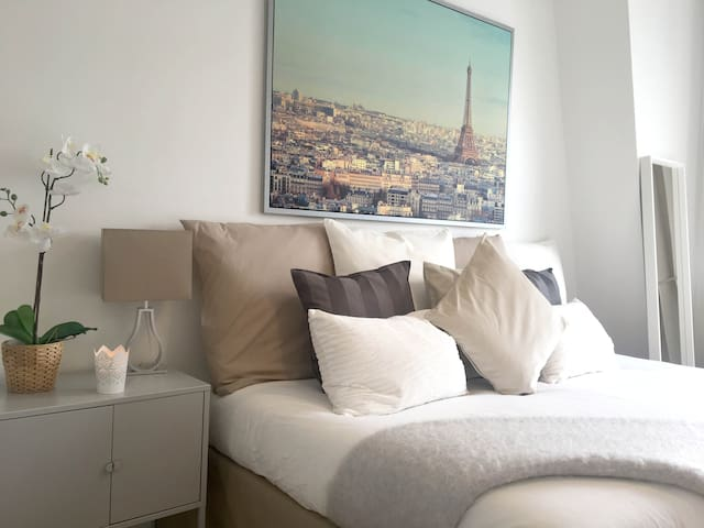 Studio Heart of Paris, Bercy, Nation, Daumesnil - Paris - Apartemen