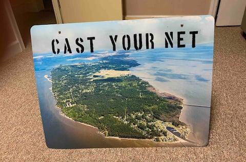 CAST YOUR NET COTTAGE
