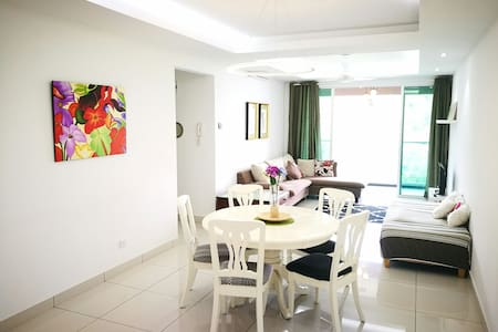 Cozy & relaxs apartment at puchong - Puchong - Appartement