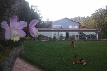 Suypacha Farm - Nazaré Paulista, SP - Brazil - Campinas - Blockhütte