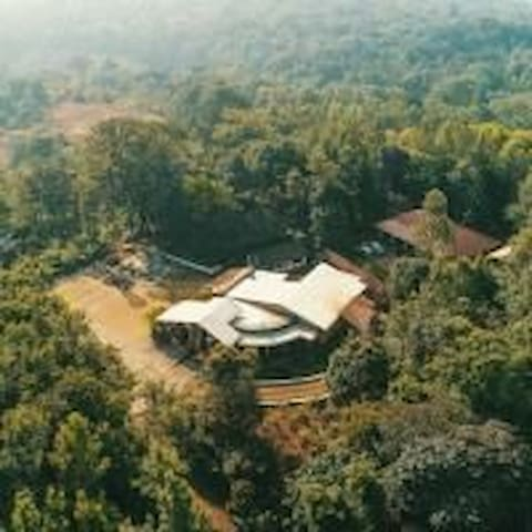 Greenpastures homestay,North Coorg