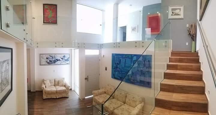 Casa-Departamento Moderno
