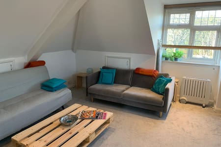 Modern apartment near Hampton Court Palace