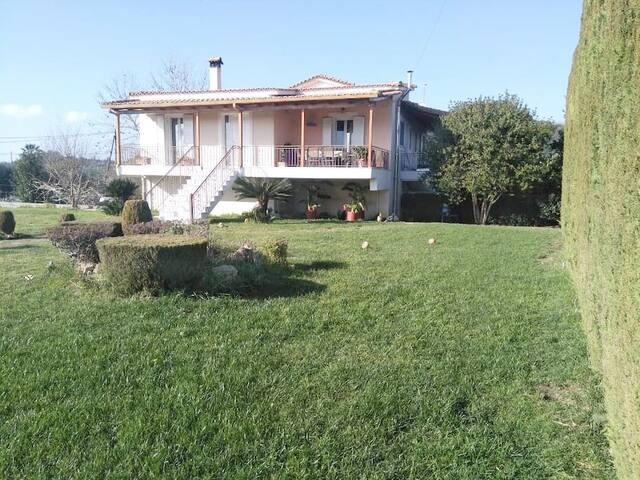 Luxury Country-house close to the beaches of Ilia!