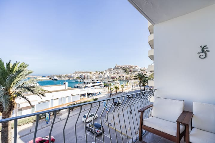 Z/PORT - DOUBLE ROOM 1 / IBIZA TOWN