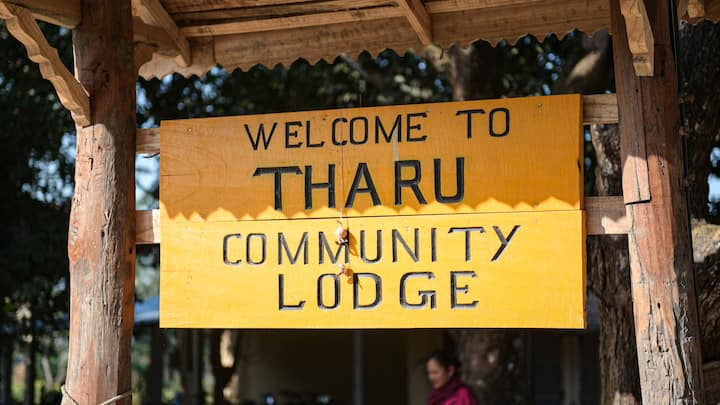 Tharu Community Lodge