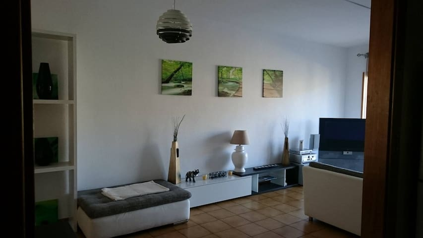 Spacious flat with terrace,sea view - Puerto de Andratx - Apartment