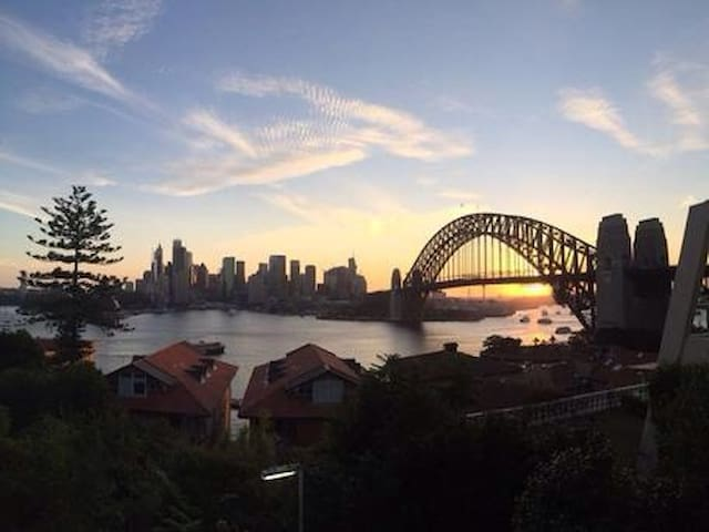 Great getaway close to city - Kirribilli - Apartment