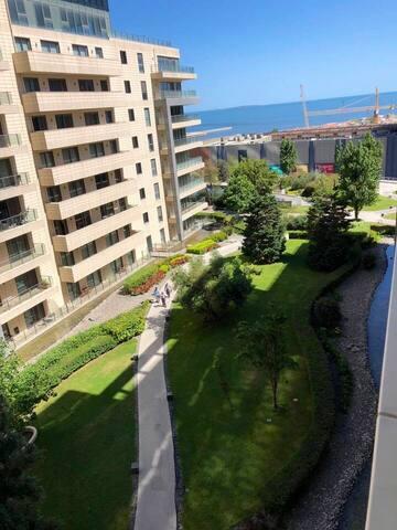 Luxury apartment in Port