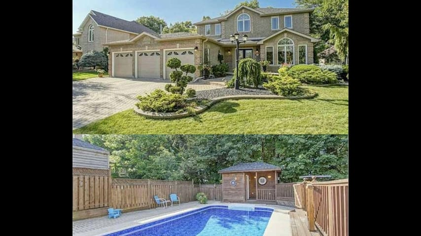Outdoor Paradise in South Barrie