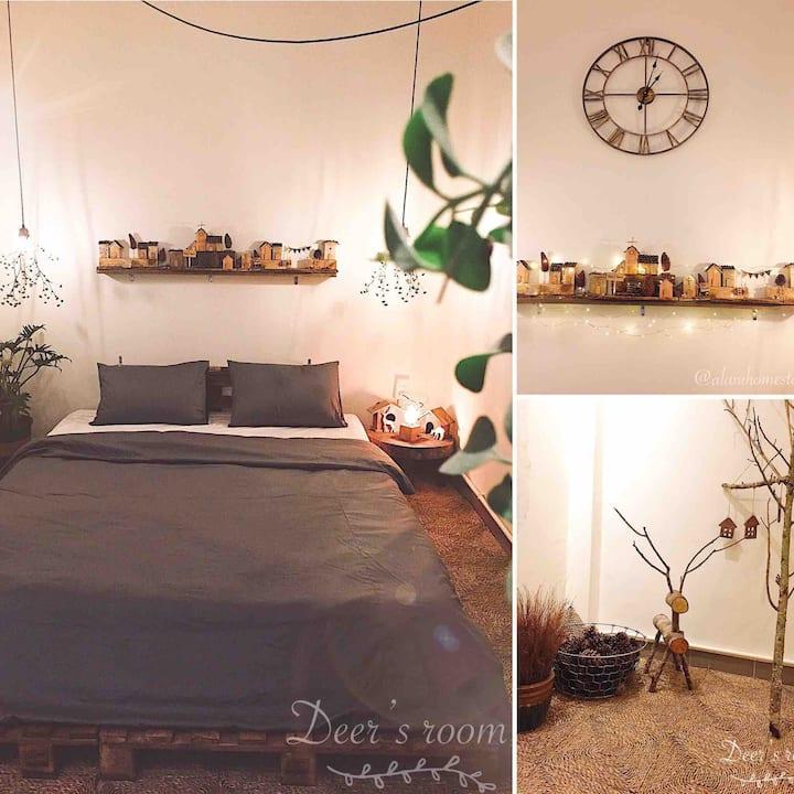 Alani Homestay - Deer room