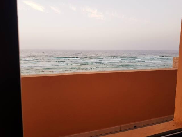 Super appart meublé confortable en bord de mer