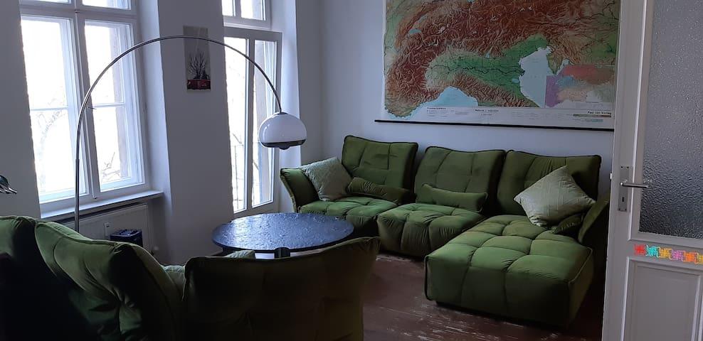 Großzügiges Zimmer, kinderfreundlich in Kreuzberg
