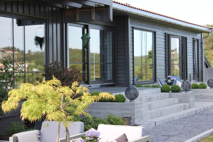 Exclusive Englegård Home by the sea:  Kristiansand