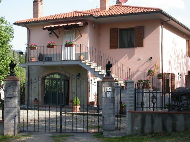 Casa Vacanze Chianti Summer - Gaiole In Chianti - Casa de campo