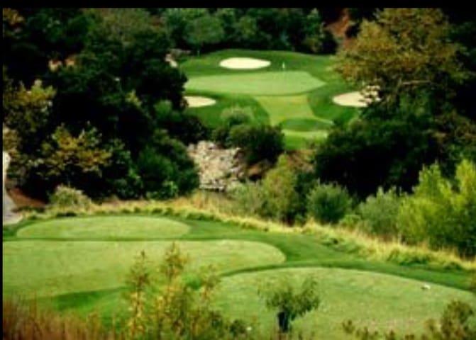 Two Bed Golf Course Condo near Coto - Rancho Santa Margarita