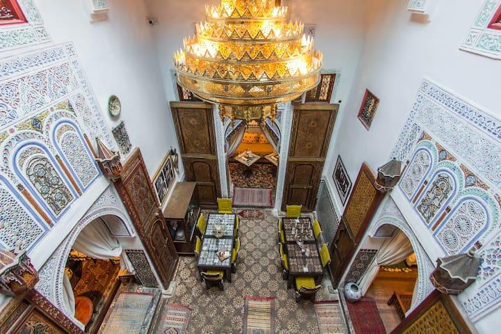 DOUBLE ROOM - EDEN MEKNES - Meknes - Guesthouse