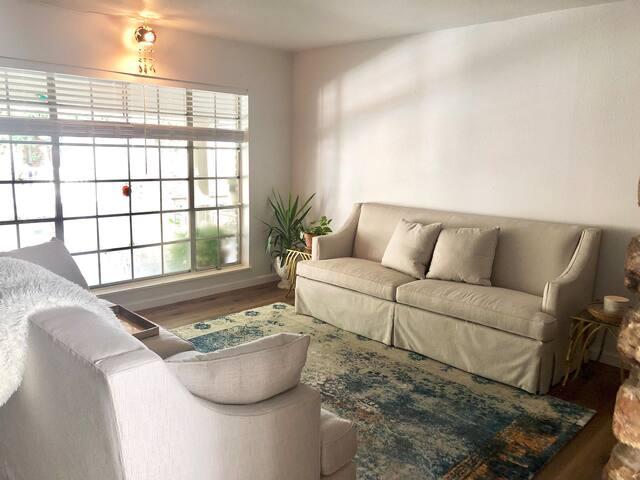 Cozy 1-bedroom near galleria