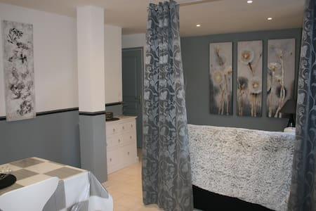 Studio pour 2 pers, meublé de tourisme 3 étoiles - Willerval