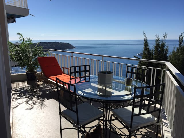 3-room flat close to Monaco and beach - Roquebrune-Cap-Martin - Wohnung