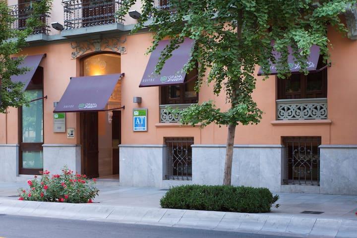 Apartamento 6 personas Centro Granada