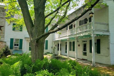 Unique and Spacious Historic Mercersburg Home