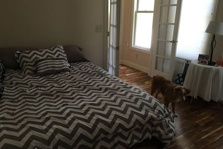 Cozy, modern 1 bedroom - LaSalle - Flat