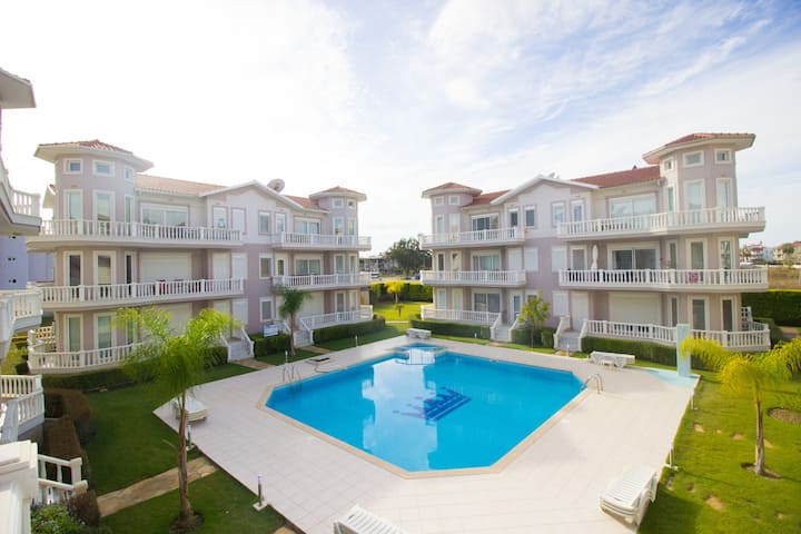 Olympias 2 bedrooms, A