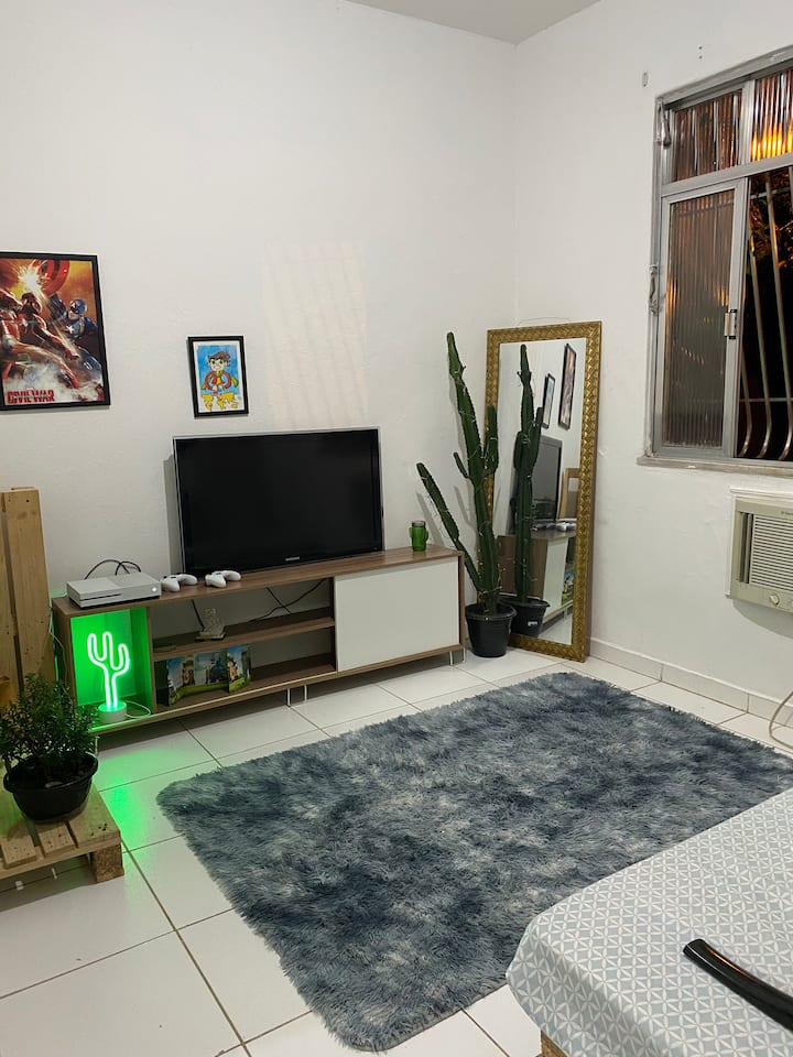 Apartamento aconchegante - Estácio