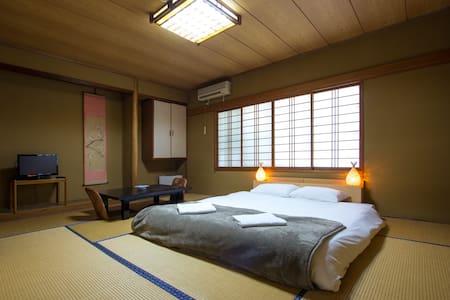 Tanuki Nozawa Onsen Room 1 - Nozawaonsen - Гостевой дом