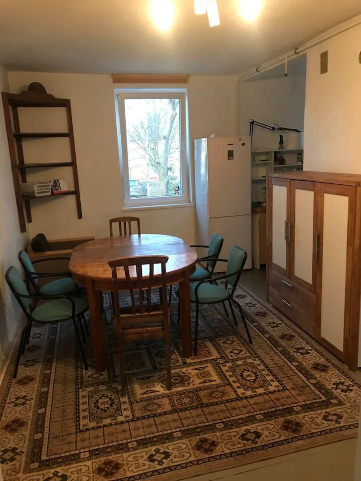 Tallinn, apartment in quiet area near city centre