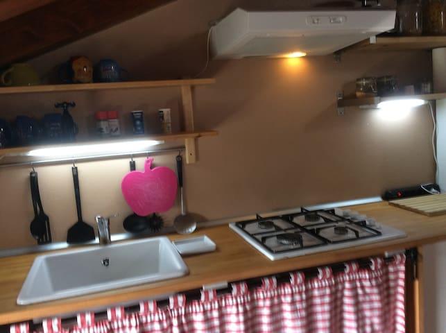 App. Attico Deluxe Linda - Trebaseleghe - Apartamento