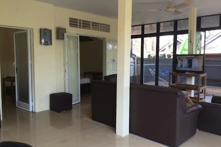 Newlybuilt Private Topfloor 2 rooms - Krong Siem Reap - Podkroví