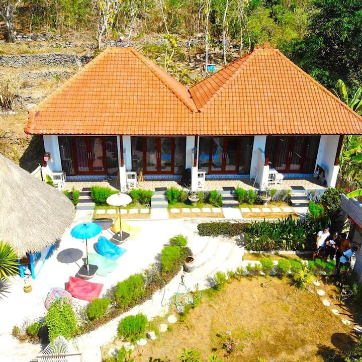 Guest House W 8 Adult Non Breakfast Nusa Ceningan