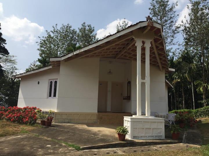 Vansukh near Nagarhole, Kodagu: 2-bedrooms:Room #1