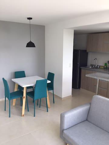 Nuevo y Cómodo Apartamento en Yumbo