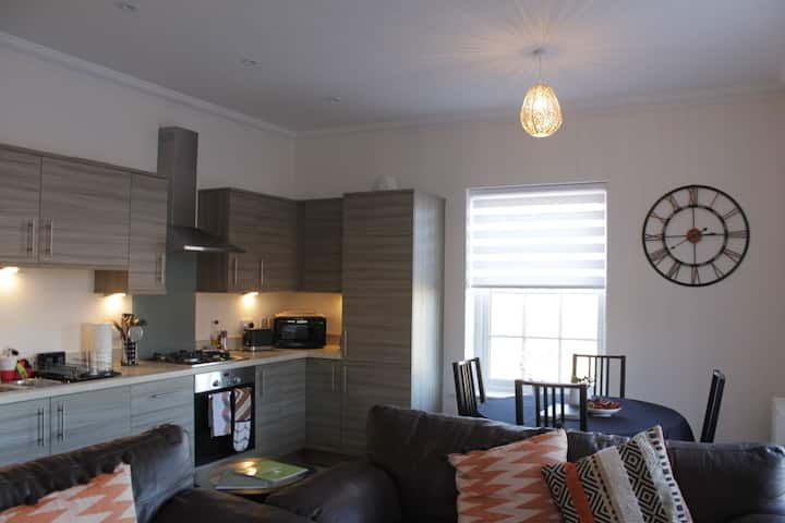 Luxury countryside apartment, close to airport