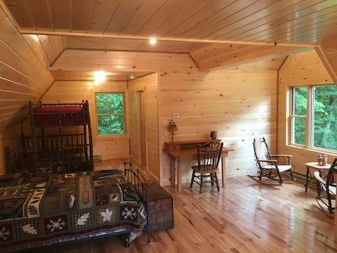 Adirondack / Tug Hill loft