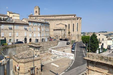 Casa con terrazzi panoramici inizio centro storico