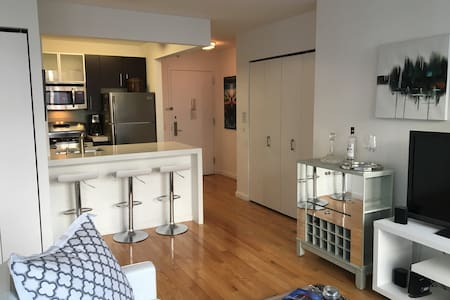 Bright, open apartment in prime location! - Nueva York - Apartamento