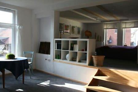 Großes ,sonniges Zimmer in renoviertem Bauernhaus.