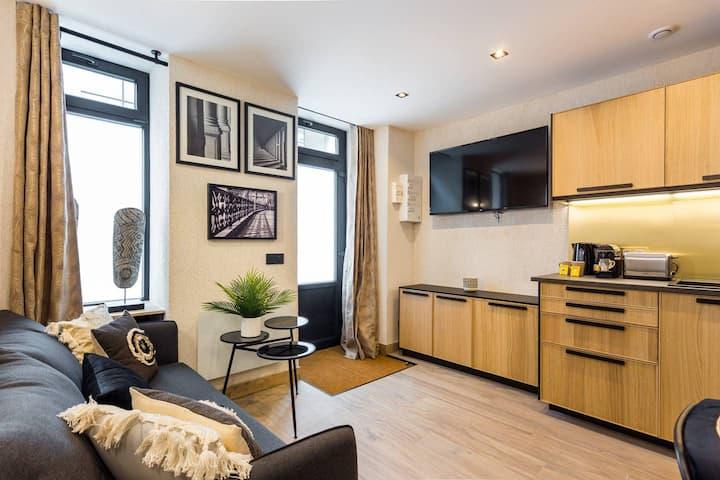 Panthéon/Port-Royal: Lovely Apartment 4P/1BR