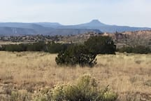 nearby mesa