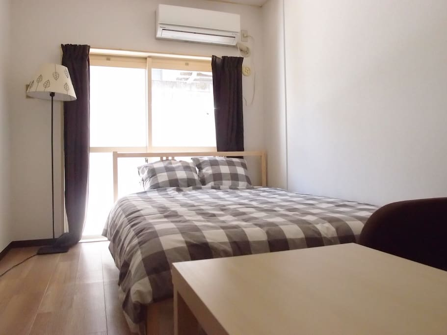 5min Nakano station. private apartment with portable wifi close to Nakano broadway