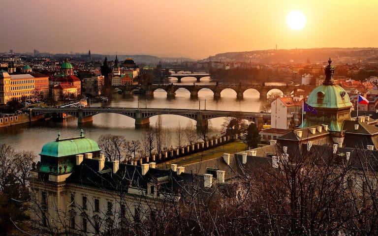 Guidebook for Prague 1