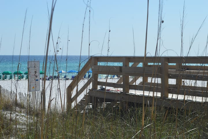 On THE Beach! Sterling Sands Unit 204, 2BR, 2Bath