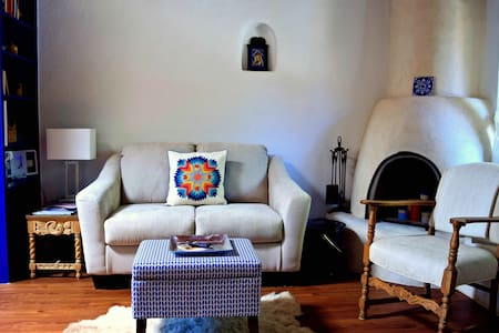 Charming & Serene Casita - Walk to Taos Plaza